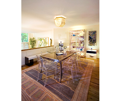 Bronxville Townhouse - Dining Room